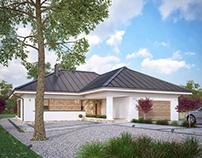Projekt domu Ambrozja 8