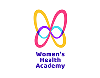 Women's Health Academy - Identity Design