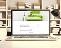 Epiclean Web design