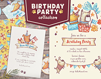 Birthday Party Collection