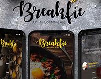 Mobile App - Breakfie