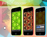 Pattern Shooter iOS App