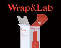 Wrap&Lap Branding&Packaging