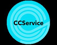 CCService Call Center website
