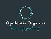 Opulentia Organics Branding