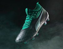 "PUMA ONE ""generation 3"" Illuminate Pack"