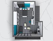 Diseño Interior - Concept