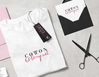 Cotton Colony I Branding
