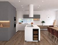 Interior design - MB HOUSE