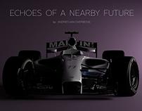 Williams Martini Formula 1 Concept 2017