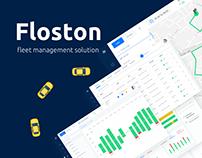 Fleet management software | ui/ux design