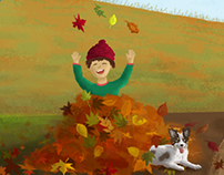 Autumn Illustrations