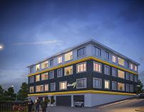 Ozkan Structure Apartment