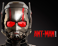 Ant-Man 3D Model - Fan Art