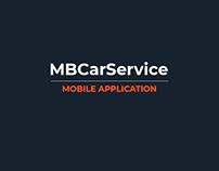 MBCarService - Mobile App