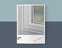 PaMa infissi | Company brochure design