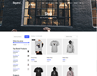 WooCommerce Shop - Beyond WordPress Theme