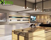 Shop Interior Design Ideas   3d Interior Modeling