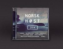 NORSK HØST 2014 / CD cover