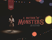 A MOTHER OF MONSTERS || Horror Short Film