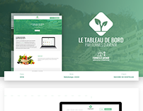 WEB DESIGN - Le Tableau De Bord