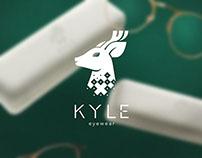 KYLE eyewear  CI