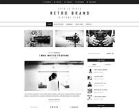WordPress Blog Theme For Fashion And Life Style Blogger