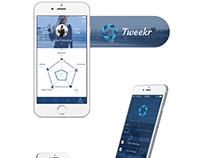 Mobile app - Tweekr