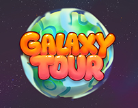 Galaxy Tour / Game Map