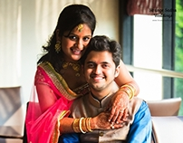 Veronica and Divyang's Beautiful Engagement