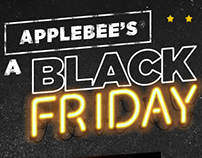 Applebee's - Black Friday