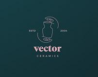 Vector Ceramics rebranding