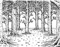 Sketches: Landscapes