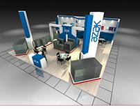 Exhibition Stand Design - azak -