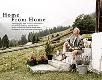 HUF Magazine - Home From Home