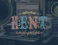 Kent FM Branding