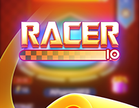 RACER.IO - mobile game