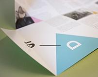 Social Design Folder / 2017