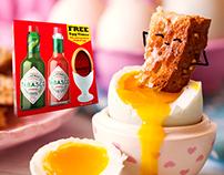 Tabasco UK - Egg Timer