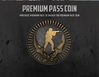 CSGO Premium Pass Concept