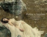 Editorial in Elegant Magazine Fashion #3