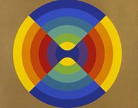 Herbert Bayer - Chromatic Intersection - 1970