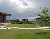 St George's Park, Burton on Trent, 2011-15