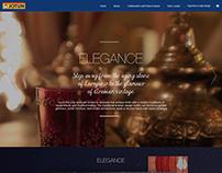 Jotun Lady Design Micro site