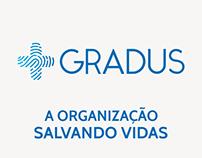 Gradus - A Organização Salvando Vidas (Desenvolvimento)