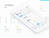 Troika Transport Card App