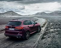 BMW X5 (2019) Ametrin, CGI.