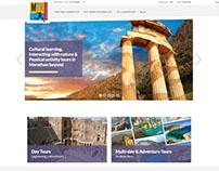 Marathon Traveller website