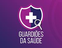 Guardiões da Saúde - Redesign
