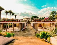 Centro de Integración Cultural Quinta Tierra Grata